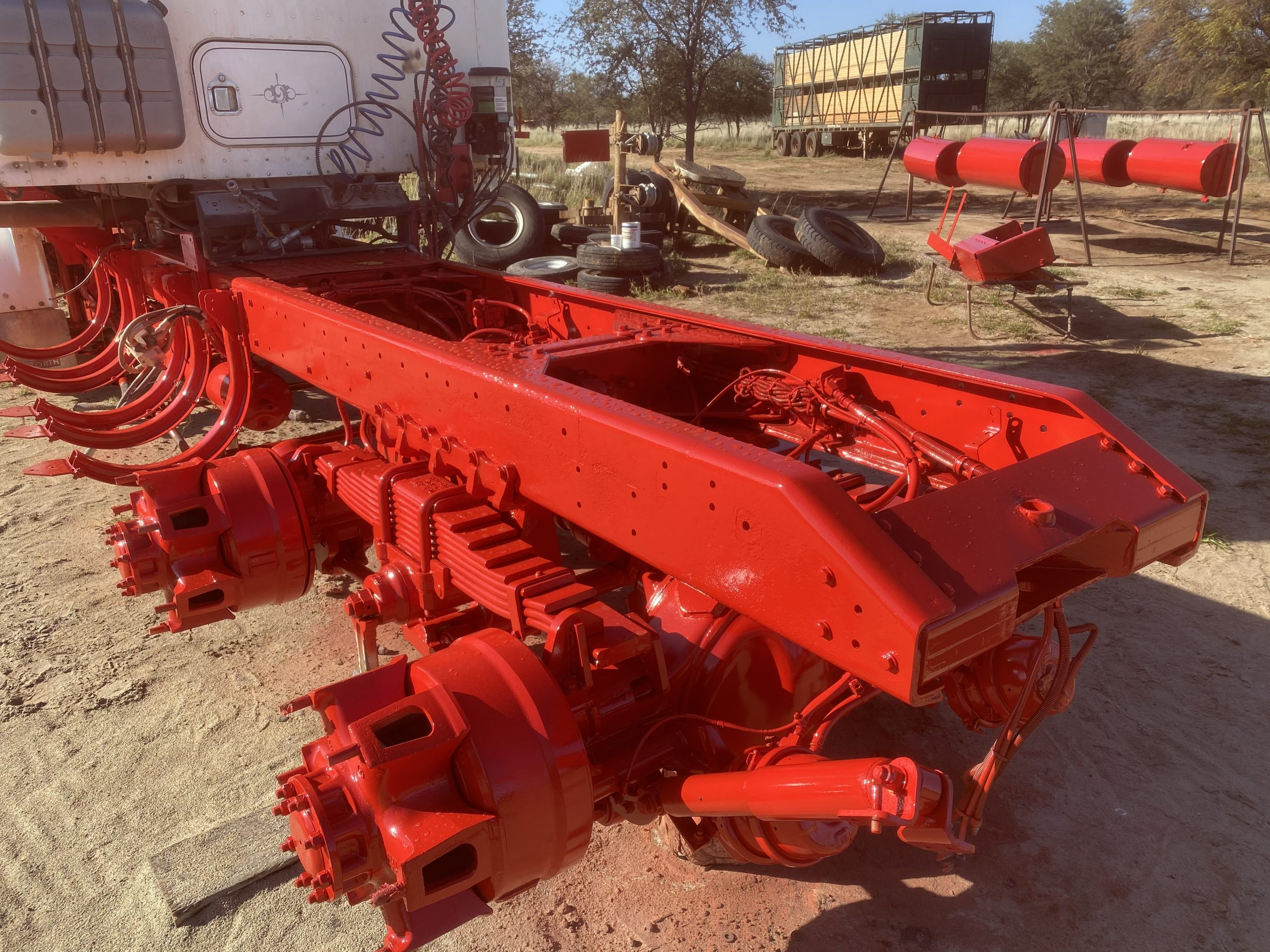 Truck Chassis Refurb